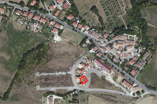 Immagine n0 - Planimetria - Vista aerea - Asta 978