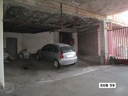 Posto auto coperto al piano interrato (sub. 59) - Lotto 9785 (Asta 9785)