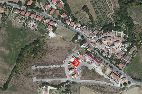 Immagine n0 - Planimetria - Vista aerea - Asta 979