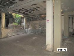 Covered parking space in the basement sub    - Lot 9792 (Auction 9792)
