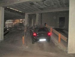 Posto auto coperto al piano interrato (sub. 100) - Lotto 9796 (Asta 9796)