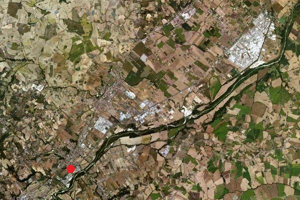 Immagine n0 - Planimetria - Vista aerea - Asta 980