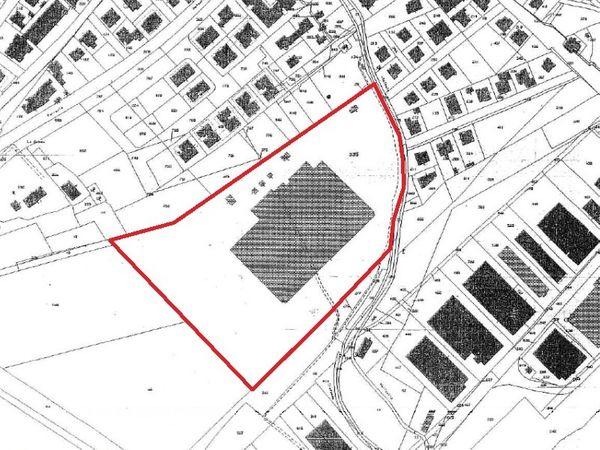 Immagine n0 - Planimetria - Estratto di mappa - Asta 980