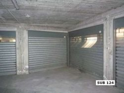 Garage al piano interrato (sub. 124) - Lotto 9808 (Asta 9808)