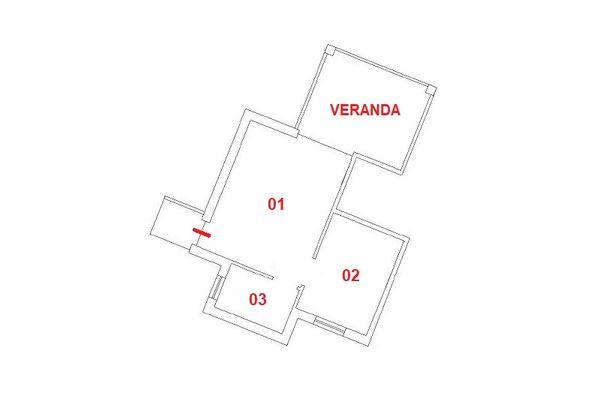Immagine n0 - Planimetria - Piano primo - Asta 9849