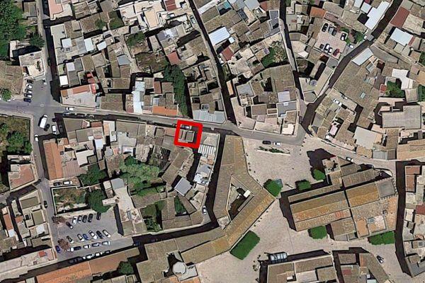 Immagine n0 - Planimetria - Vista aerea - Asta 9874