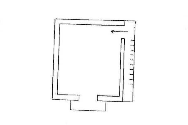 Immagine n2 - Planimetria - Piano primo - Asta 9874