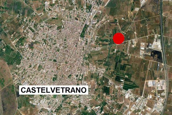Immagine n0 - Planimetria - Vista aerea - Asta 9904