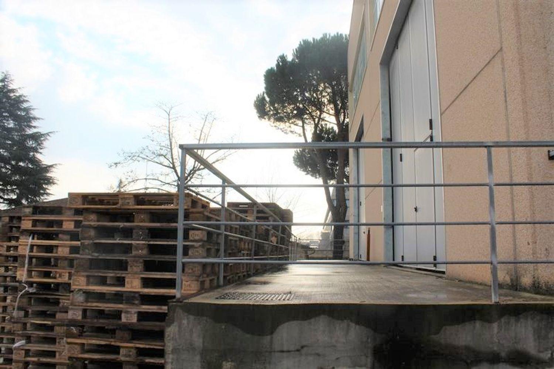 Immagine n. 5 - #9907 Fabbricato produttivo con resede di pertinenza comune