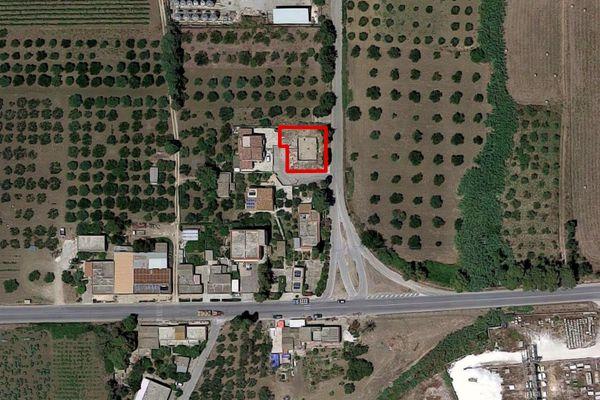 Immagine n0 - Planimetria - Vista aerea - Asta 9915