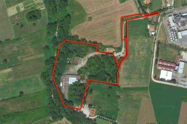 Immagine n2 - Planimetria - Localizzazione - Asta 9923
