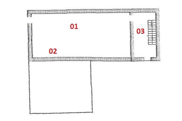 Immagine n0 - Planimetria - Piano terra - Asta 9926