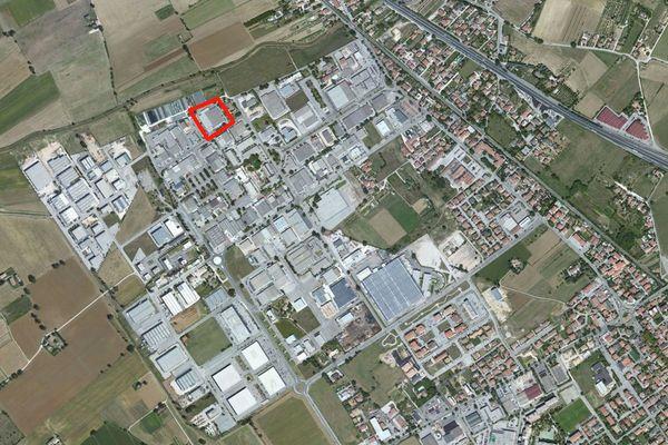 Immagine n1 - Planimetria - Vista aerea - Asta 997