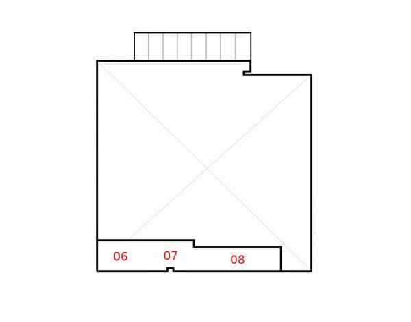 Immagine n2 - Planimetria - Piano primo - Asta 997