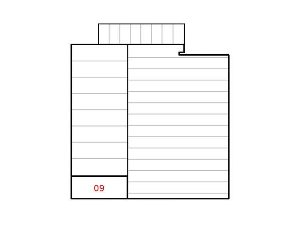 Immagine n0 - Planimetria - Piano secondo - Asta 997
