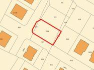 Immagine n4 - Terreno edificabile residenziale di 730 mq - Asta 9979