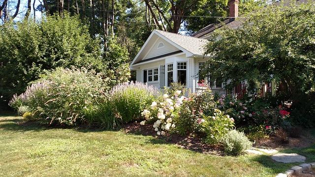 case con giardino all asta