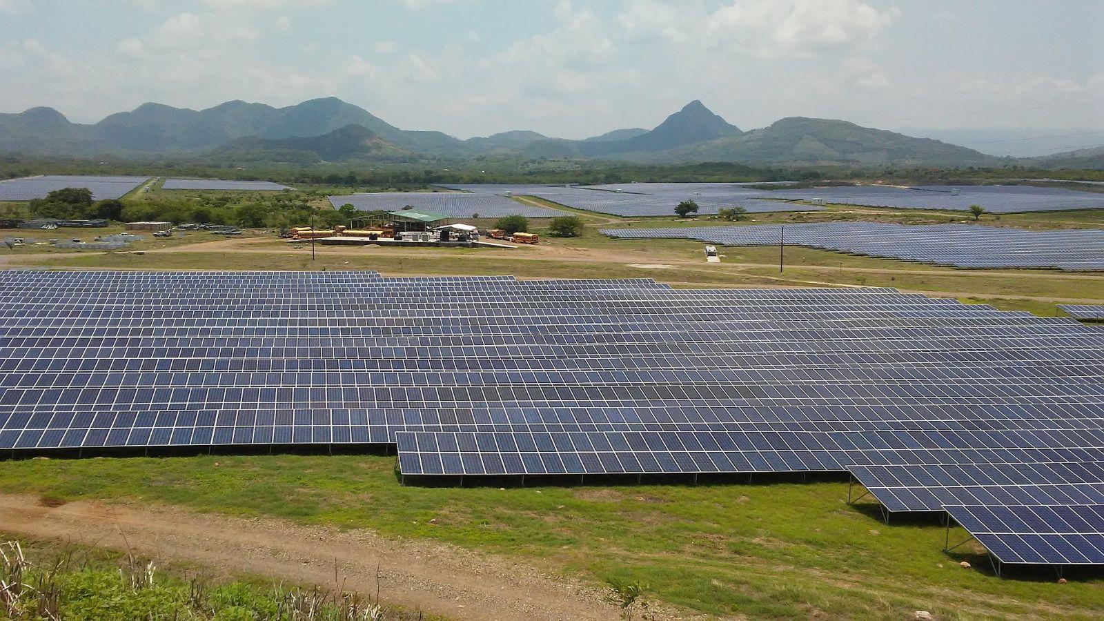 impianto fotovoltaico su terreno