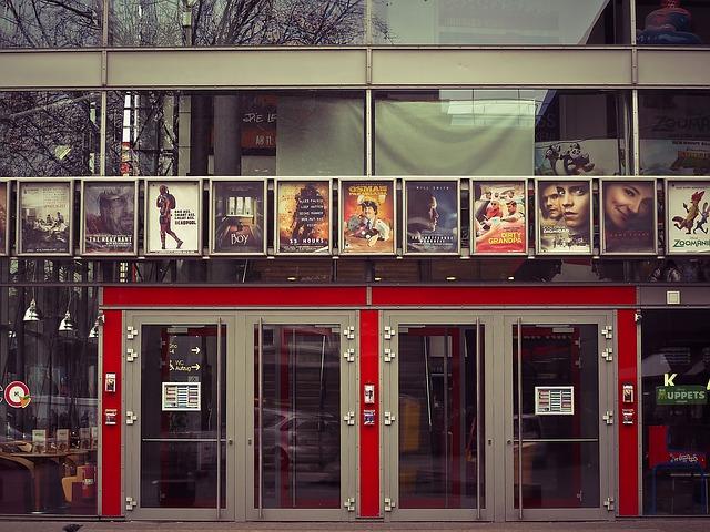 vendita cinema
